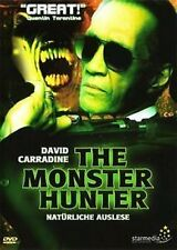 Monster Hunter ( Horror-Thriller ) - David Carradine, Michael Bowen, Bob Balaban