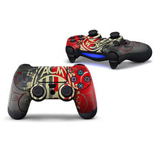 Ps4 PLAYSTATION 4 Controller Pelle Sticker Vinyl Decal AC MILAN