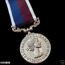 ROYAL AIR FORCE LONG SERVICE AND GOOD CONDUCT MEDAL FULL SIZE AWARD REPRO RAF UK
