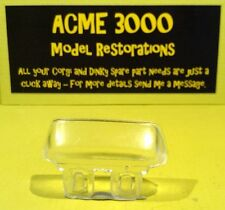 Corgi 246 Chrysler Imperial Reproduction Repro Clear Plastic Front Windscreen