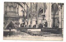 carmaux  intérieur de l'église saint-privat