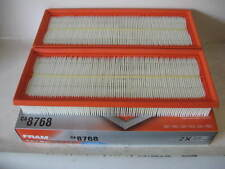 Fram CA8768 Air Filter SET(2 TWO) fits Mercedes OE# 112 094 0604 1120940604