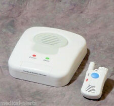 EMERGENCY SENIOR ALARM DIALER MEDICAL ALERT SYSTEM !*!*