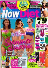 NOW Diet Magazine August 2013 ~ 79 Slimming Swimsuits~ Stay Trim the Healthy Way