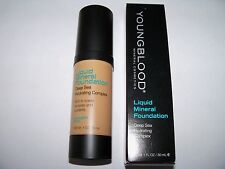 Youngblood Mineral Cosmetics Liquid Foundation SUNTAN