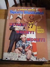 Sports Illustrated July 1978 Money Is It Ruining Sports Excellent Condition