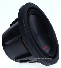 "ALPINE SWR-8D2 +2YR WRNTY 8"" 1000W DUAL 2 OHM CAR AUDIO STEREO BASS SUB WOOFER"