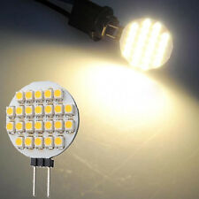 Warm White G4 24 LED 3528 SMD Spot Spotlight Home Marine Light Bulb Lamp 12V