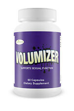 VOLUMIZER more SPERM semen VOLUME, men LIBIDO booster