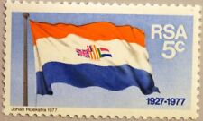 RSA SÜDAFRIKA SOUTH AFRICA 1977 536 50 Jahre Nationalflagge Flagge Flag MNH