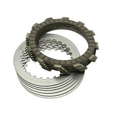 1992-2007 KX250 Tusk Clutch Kit Friction And Steel Plates kx 250 kawasaki discs