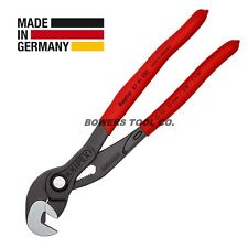 "Knipex Raptor 10"" Multiple Slip Joint Adjustable Spanner Wrench Pliers 8741250"