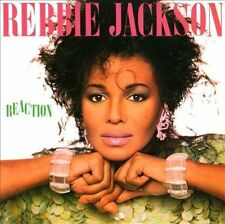 Reaction by Rebbie Jackson (CD, 2012, Funky Town Grooves) SEALED NEW