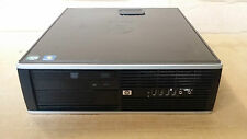 HP Elite 8000 SFF Core2Quad 4 x 2.50GHz 4GB 320GB DVD-RW PC Desktop Computer