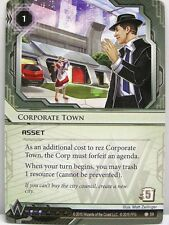Android Netrunner lunaires - 1x Corporate town #059 - Chrome City