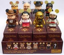 Set of 8 Indiana Jones Raiders of the Lost Ark Walt Disney Vinylmation Chaser*