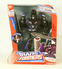 Transformers Animated Shadow Blade Megatron MIB