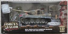 FORCES OF VALOR TANKS 80404 GERMAN TIGER 1 TANK 1/32 /  DRAGON KING COUNTRY