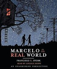 Marcelo in the Real World by Francisco Stork (2009, 8 Cds Unabridged Audio book)