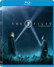 X-Files: The Complete Season 1 - 6 DISC SET (2015, REGION A Blu-ray New)