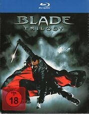 Blade Trilogy , full uncut , 3 Discs , Blu-Ray , new / sealed , Wesley Snipes