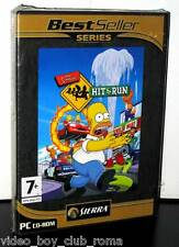 THE SIMPSONS HIT AND RUN GIOCO NUOVO PC EDIZIONE ITALIANA BEST SELLER