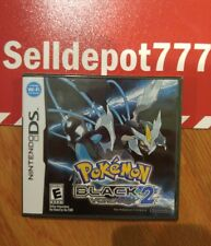 Brand New Pokemon: Black Version 2 (Nintendo DS, 2012)