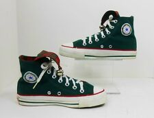 Vtg USA Converse All Star Chuck Taylor Hi-Top Christmas Sneakers Shoes Size 3.5