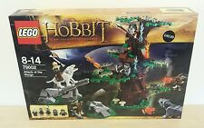 THE HOBBIT LEGO 79002 ATTACK OF THE WARGS RETIRED LOTR BRAND NEW SEALED OOP