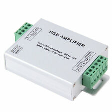 24A Amplifier Repeater For Extend Signal LED 5050 3528 RGB Strip Light IM