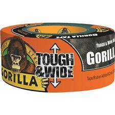 BLACK Gorilla 2.88-Inch x 30-Yard Tough & Wide Heavy-Duty Duct Tape