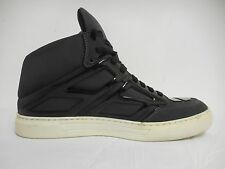 designer Alejandro Ingelmo Tron sneakers trainers black with paneling UK12