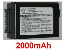 Batterie 2000mAh type 1050494-002 Pour Psion WorkAbout Pro G1