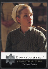 Downton abbey série tv carte à collectionner-carte nº 2-anna