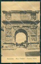 Benevento Città Arco Traiano cartolina XB1409