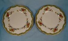 2 Lichfield Bread & Butter Plates Johnson Brothers England Old Staffordshire (O)