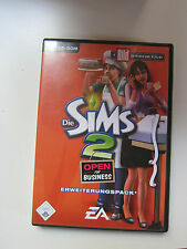 La SIMS 2 Open for Business Estensione Pack PC-GIOCO GIOCO COMPUTER
