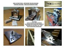 Luthier Tool - FRETWORK TOOLING PACKAGE