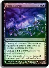 FOIL Decreto del Dolore - Decree of Pain MTG MAGIC Commander's Arsenal Eng