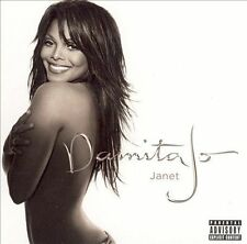 Damita Jo [PA] by Janet Jackson CD Mar-2004 Virgin parental advisory Kanye West