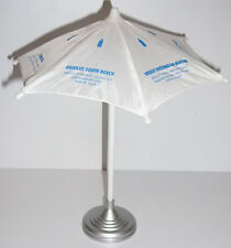 Absolut Vodka Drink Recipes Advertising Table Umbrella