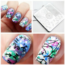 Constellation Symbol Pattern Nail Art Stamping plaque Template Image Y020 6cm