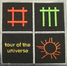 DEPECHE MODE AUFBÜGLER / PATCH #3 TOUR OF THE UNIVERSE
