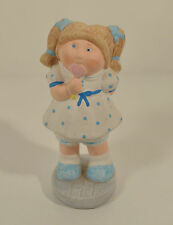 "Vintage 1984 Lollipop Ceramic Porcelain Cabbage Patch Kids 4"" Figure Figurine"