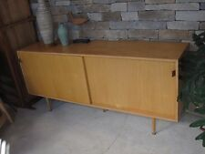 Knoll credenza cabinet 50's 60's Mid century modern paul mccobb style