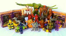 Inhumanoids Entire Collection Big Huge Lot 1986 Hasbro Metlar Tendril D'Compose