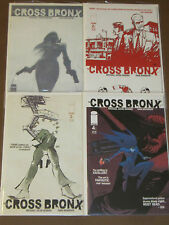 CROSS BRONX # 1 - 4 COMPLETE MICHAEL OEMING CRIME SERIES NM POWERS NYPD POLICE