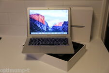 "Apple MacBook Air 7,2 Early 2015 13"" 2.2ghz i7 8gb RAM 128gb SSD inventario CICLICO 75"