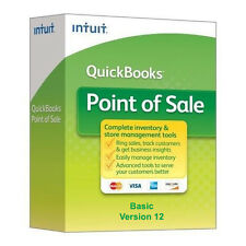 Intuit QuickBooks Point of Sale Basic V12 Additional User License Download