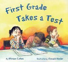 First Grade Takes A TestEl examen de primer grado